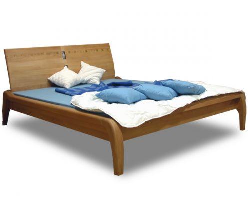 łóżko Drewniane Pacheco